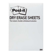 Post-it Super Sticky Dry Erase 15 listov, 27,9 cm x 39,0 cm