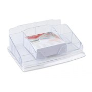 Stolový organizér Office Products transparentný