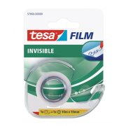 Lepiaca páska TESA invisible 19mmx10m s dispenzorom